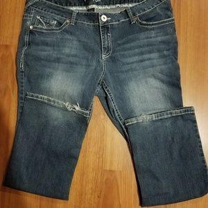 Womens Amethyst jeans(size20)